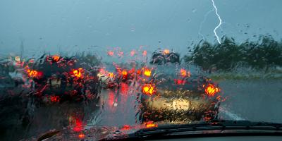 3 Safety Tips for Driving in the Rain, St. Louis, Missouri