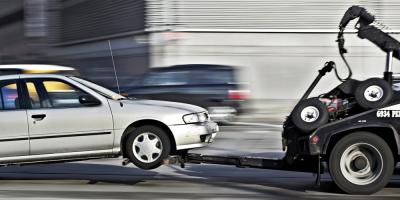 Tips for Hiring a Reputable Tow Truck After an Accident, Baraboo, Wisconsin