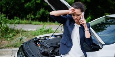 3 Situations in Which You Might Need Emergency Towing Services, Colerain, Ohio