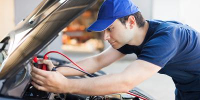 3 Signs It's Time to Replace Your Car Battery, Roanoke, Virginia