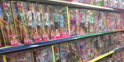 How Barbie® Dolls Boost Kids' Imagination, Mamaroneck, New York