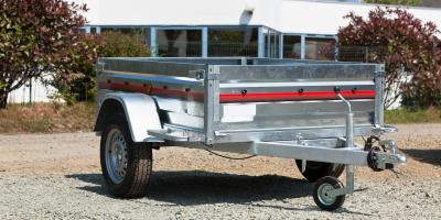 3 Driving Safety Tips When Pulling a Trailer, West Chester, Ohio