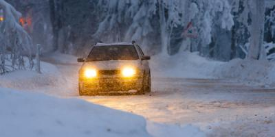 Auto Maintenance Pros Share 3 Winter Driving Safety Tips, Anchorage, Alaska