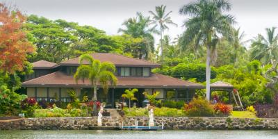 3 Factors to Consider When Choosing a Tree's Location, Honolulu, Hawaii