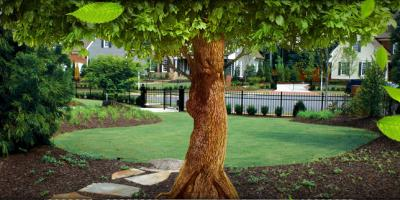 Fairport's Landscaping Experts Say Fresh Mulch Gives New Life to Dull Yards, Perinton, New York
