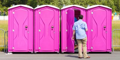 What Does Cleaning Portable Toilets Involve?, Trenton, Ohio