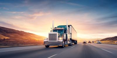 3 Benefits of Becoming a Truck Driver, Columbia, Ohio