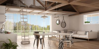 3 Benefits of Open Ceilings, Clarksville, Arkansas