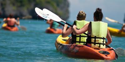 5 Kayaking Tips for a Safe Adventure, Waialua, Hawaii