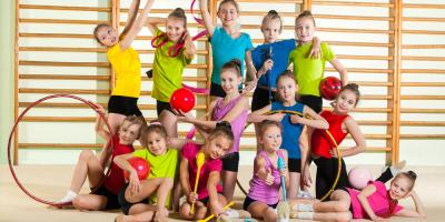 4 Reasons to Have a Tumbling Birthday Party at The Victors Gymnastics, Spencerport, New York