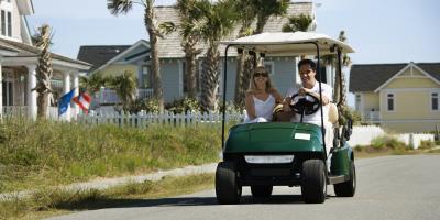 3 Ways to Get Your Golf Cart Street-Ready, Council Bluffs, Iowa