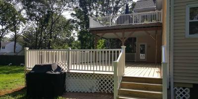Should You Use InsideOut UnderDeck™ During Home Improvement Projects?, Islip, New York