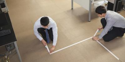 How to Use Multiple Flooring Styles in a Commercial Space?, Central, Missouri