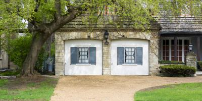3 Garage Door Window Styles to Consider, Yonkers, New York