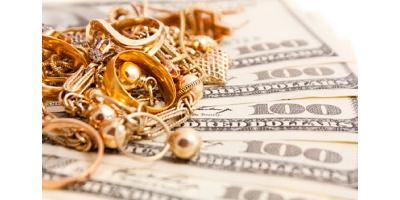 RECORD BREAKING GOLD PRICES, St. Charles, Missouri