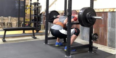 Basic Squat Variations, O'Fallon, Illinois