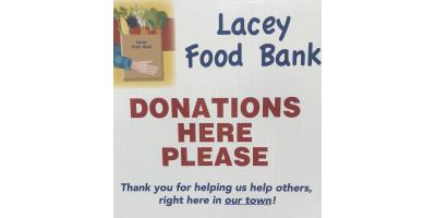 We've partnered with Lacey Food Bank & are still accepting donations! Now, more than ever, donations are needed!!, Forked River, New Jersey