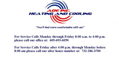 Happy Friday!!! Unfortunately the cold weather will be back soon...keep us in mind for all of your heating needs!!, Forked River, New Jersey