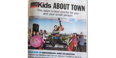 "Last Chance! Time Out New York's ""Best Event for KIDS"" must close 3/28, Manhattan, New York"