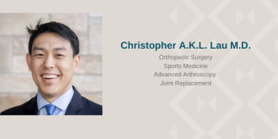 Meet Our Doctor: Christopher A.K.L. Lau, MD, Honolulu, Hawaii