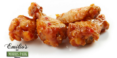 Prep for the Next NFL Game with 3 Dozen Wings for $19.95!, Bronx, New York