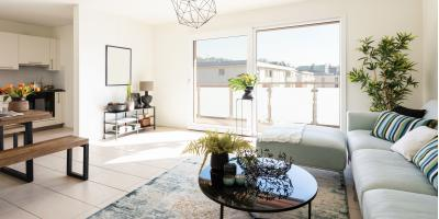 Why You Should Always Stage the Living Room, Woodbury, Minnesota