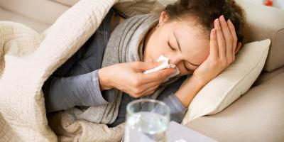 How Does the Flu Change Over Time?, Saginaw, Texas