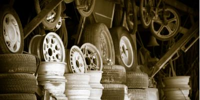 The 5 Auto Parts You Should Purchase Used, High Point, North Carolina