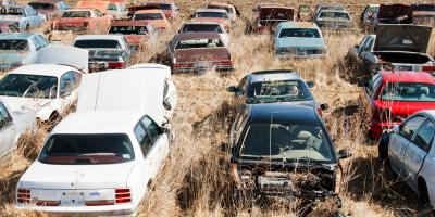 3 Valuable Used Auto Parts You Can Buy at a Salvage Yard, Amelia, Ohio