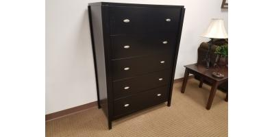 CHEST – LUNA – BLACK CHERRY - $350, St. Louis, Missouri