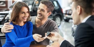4 Factors That Determine a Car's Trade-In Value, Versailles, Kentucky