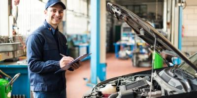 What Do Mechanics Check During a Vehicle Inspection?, Honolulu, Hawaii