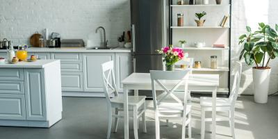A Guide to Arranging Kitchen Furniture, Victor, New York
