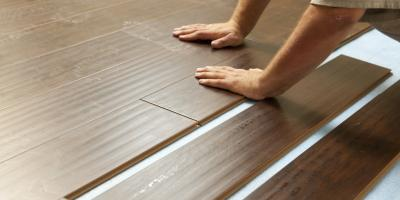 Laminate Vs. Vinyl Flooring, Lexington-Fayette, Kentucky
