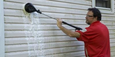 How You Can Keep Your Vinyl Siding Clean, Franklin, Ohio