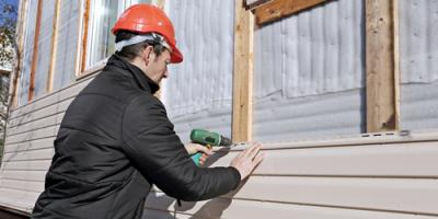 Top 3 Benefits of Vinyl Siding for Your Home, Lansing, Michigan