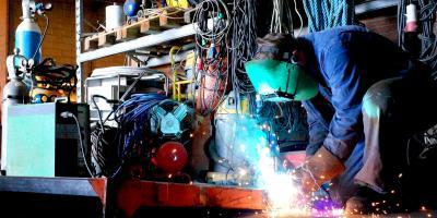 Why Do Welders Need SAR & PAPR Systems?, Waynesboro, Virginia