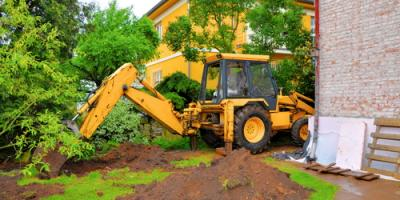 How Excavating Experts Can Help With Your Spring Project, Viroqua, Wisconsin