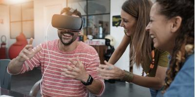 Everything You Need to Know About Virtual Reality, Silver Spring, Maryland