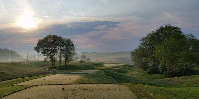 November Below 55 Golf Special, Licking, Ohio