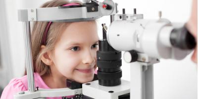 FAQs About Children's Vision Care, Russellville, Arkansas