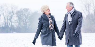 How to Prevent Senior Falls This Winter, Colerain, Ohio