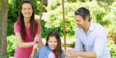 How Can a Swingset Help You Exercise?, Deerfield, Ohio