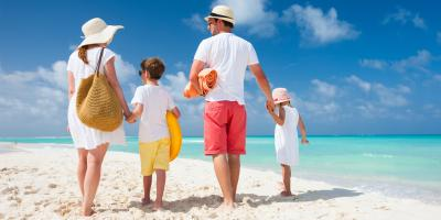 5 Tips for Traveling to the Beach With Kids, Ballwin, Missouri
