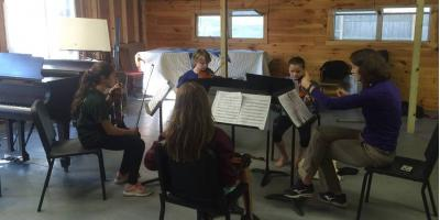 Why Point CounterPoint Is the Best Summer Music Camp With a Traditional Camping Experience, Leicester, Vermont