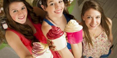 Have Your Next Banquet at Graham's Leading Frozen Yogurt Store, Graham-Thrift, Washington