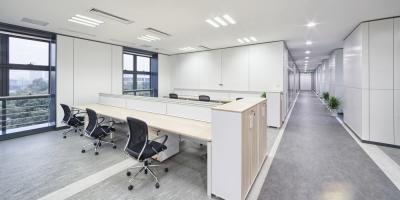 Top 3 Office Space Planning & Design Trends, Davenport, Washington