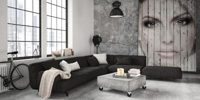 How to Organize New & Used Furniture Around a Focal Point, Seattle, Washington