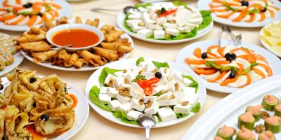 How to Manage Dietary Restrictions When Planning Events, Wahiawa, Hawaii