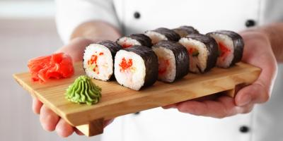 Eating Sushi for the First Time? Here's What to Try, Honolulu, Hawaii